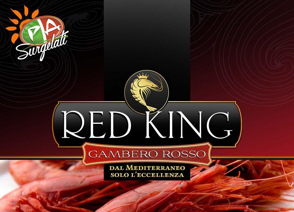 pa italia surgelati red king gambero rosso