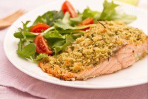 pa surgelati ricetta salmone croccante